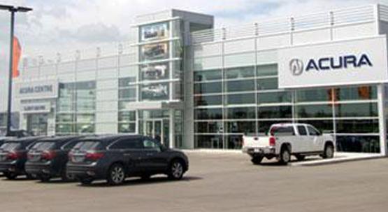 Acura Centre of Saskatoon