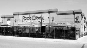 Rock Creek Grill Restaurant Electrical Contractors