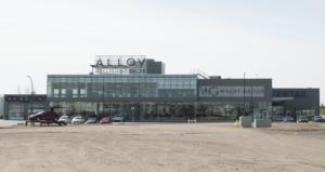 Alloy Collision Center