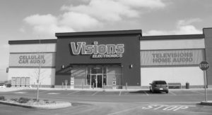 visions commercial electrician